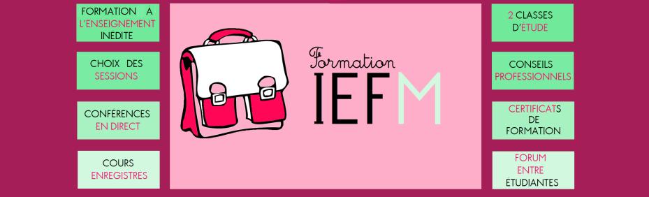 FORMATION IEFM