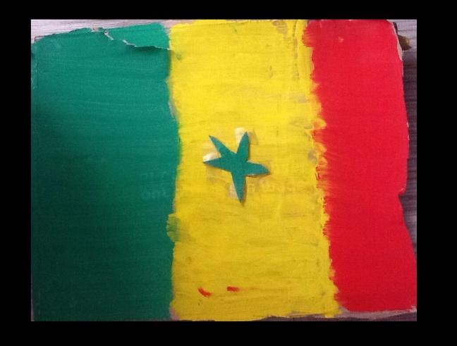 drapeaux TISSILEM