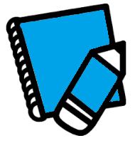 devoir bleu