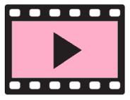 vidéo rose
