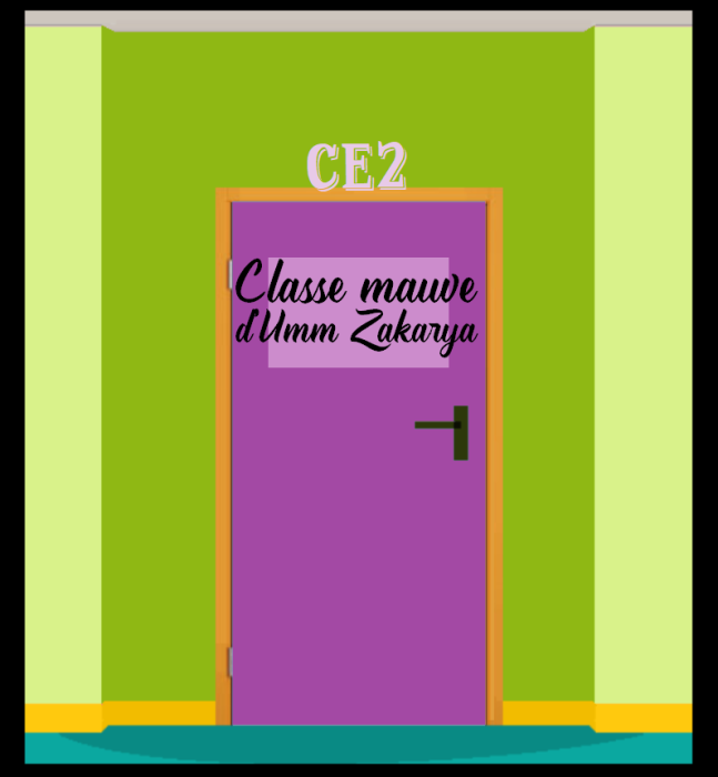 CE2 Umm ZAKA