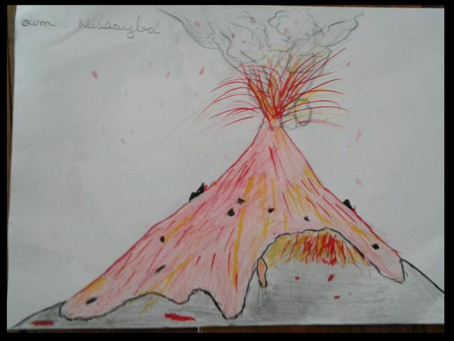 volcan umm noussayba